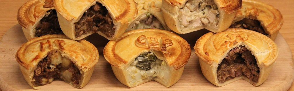 Elm Tree Cottages Catering Butlers pies