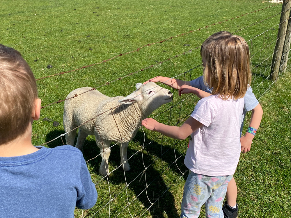 Family friendly accommodation Cotswolds